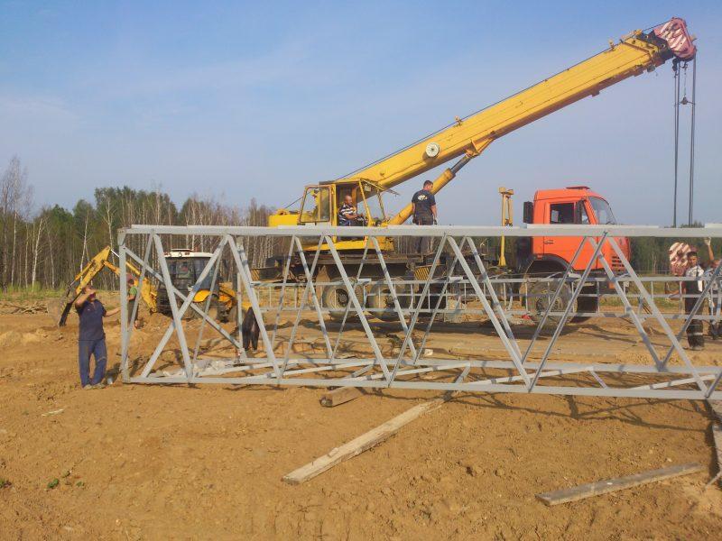 кран 25 тонн в сергиев-посад